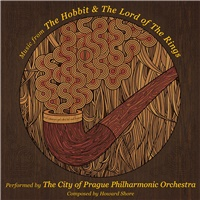 OST, The City of Prague Philharmonic Orchestra - Music from The Hobbit & The Lord of the Rings