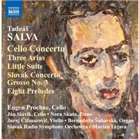 Tadeáš Salva - Cello Concerto