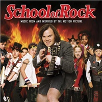 OST - School of Rock (Music from and Inspired By the Motion Picture)