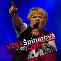 Věra Špinarová - Největší hity Live