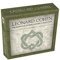 Leonard Cohen - The Complete Studio Albums Collection