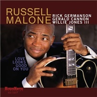Russell Malone - Love Looks Good on You