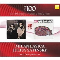 Lasica & Satinský - Dialógy / Jubileum