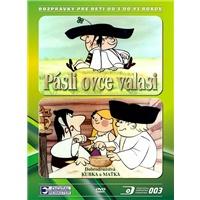 Jozef Kroner - Maťko a Kubko (Pásli ovce valasi) DVD