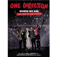 One Direction - Where We Are (Live From San Siro Stadium)