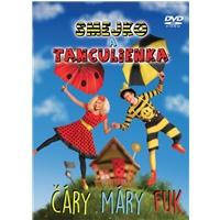 Smejko a Tanculienka - Čáry, Máry, Fuk (DVD)