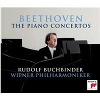 Rudolf Buchbinder, Wiener Philharmoniker - Beethoven - The Piano Concertos