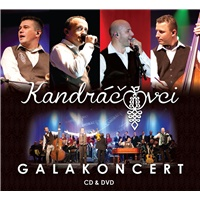 Kandráčovci - Galakoncert (CD+DVD)