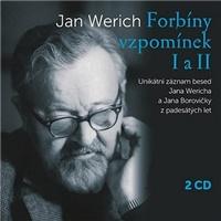 Jan Werich - Forbíny vzpomínek I a II