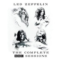 Led Zeppelin - The original BBC Sessions (5LP)