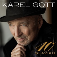 Karel Gott - 40 slavíku (2CD)
