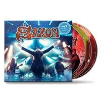 Saxon - Let Me Feel Your Power (CD + Bluray)