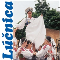 Lúčnica - Reprezentačný program tanečného súboru