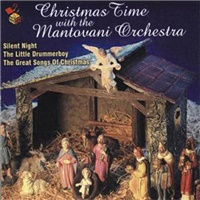 Mantovani Orchestra - Christmas Time With The Mantov