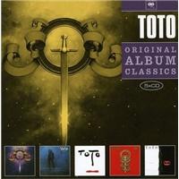 TOTO - Original album classics (5CD)