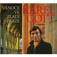 Karel Gott - Vánoce ve Zlaté Praze (Vinyl)