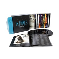 In Flames - 1993-2011 (Limited Deluxe black 13 Vinyl Box Set)