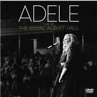 Adele - Live At The Royal Albert Hall (DVD+CD Digipack)