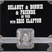 Delaney & Bonnie - On Tour With Eric Clapton (4CD)