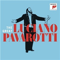Luciano Pavarotti - The Great Luciano Pavarotti  (3CD)