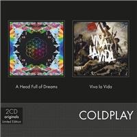 Coldplay - A Head Full of Dreams & Viva la Vida (2CD)