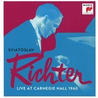 Sviatoslav Richter - Sviatoslav Richter Live at Carnegie Hall  (13CD)