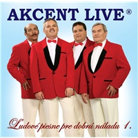 Akcent - Ľudové piesne pre dobrú náladu 1