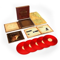 Howard Shore - The Lord of the Rings: The Fellowship of the Rings - The Complete recordings (5xVinyl)