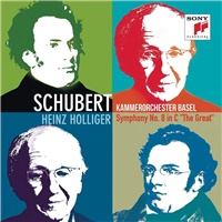 "Schubert - Schubert: Symphony in C Major, ""The Great"" Kammerorchester basel/Heinz Holliger"