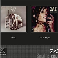 ZAZ - Coffret 2cd: Paris & sur la route (2CD)