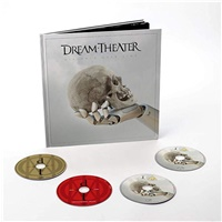 Dream Theater - Distance Over Time (Limited Edition 2CD+Bluray+DVD Artbook)