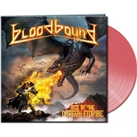 Bloodbound - Rise of the Dragon Empire  (Vinyl)