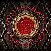 Whitesnake - Flesh & Blood limited (CD+DVD)