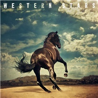 Bruce Springsteen - Western stars (Limited edition - coloured Vinyl)