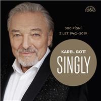 Karel Gott - Singly/ 300 Písní z let 1962-2019 (15CD)