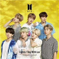 Bts - Lights/Boy With Luv