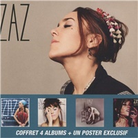 ZAZ - Coffret (Box-Set 5CD + DVD)