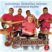 Nemšováci - Slovenské, moravské, rómske a svadobné piesne 2