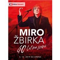 Miro Žbirka - 40 let na scéne (DVD)