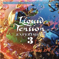 Liquid Tension Experiment - LTE3 (Limited Deluxe opaque hot pink 3x Vinyl+2CD+Bluray Box Set)