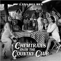 Lana Del Rey - Chemtrails Over the Country Club (180 Gr. Vinyl Yellow Light Limited Edition)