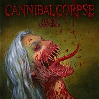 Cannibal Corpse - Violence Unimagined (180g Black Vinyl)