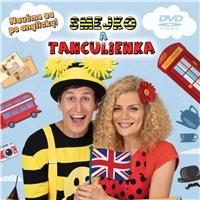 Smejko a Tanculienka - Rozprávková angličtina (DVD)