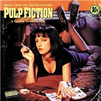 OST - Pulp Fiction (Music from the Motion Picture Vinyl)