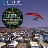 Pink Floyd - A Momentary Lapse Of Reason (CD+DVD)