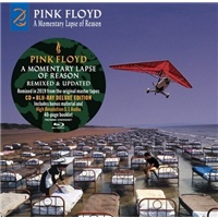 Pink Floyd - A Momentary Lapse Of Reason (CD+Bluray)