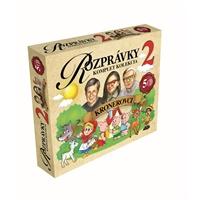Rozprávky - Kronerovci kompletná kolekcia 2 (5CD)
