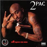 2Pac - All eyez on me (2 CD)