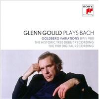 Glenn Gould - Glenn Gould Plays Bach: Goldberg Variations
