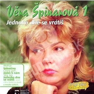 Věra Špinarová - Věra Špinarová 1 (Jednoho Dne Se Vrátíš) od 3,77 €